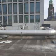 Energielabels klimaatinstallatie oude Luxor Rotterdam