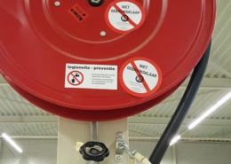 Keuring brandblusmiddelen leegstandbeheer vastgoed